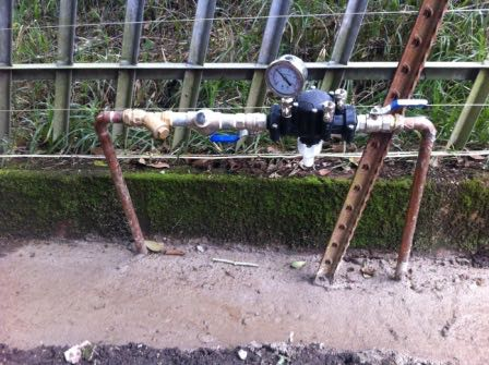 backflow valve installation 5